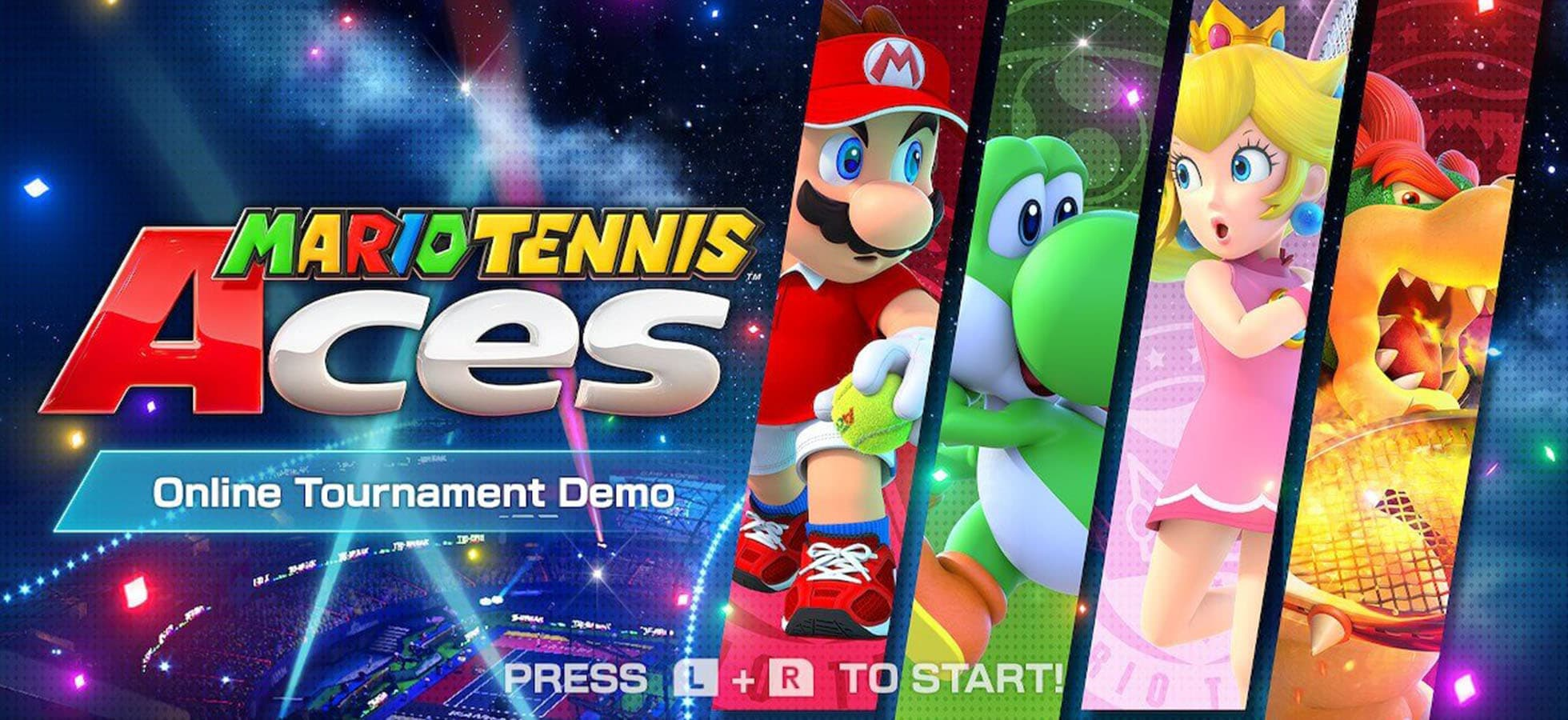 Mario Tennis Aces Online Tournament – What I thought