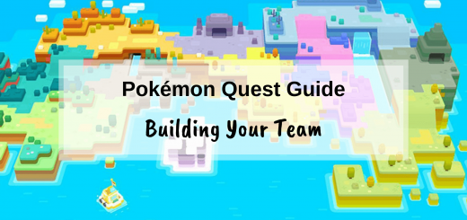Pokémon Quest Guide – Building Your Pokémon Team
