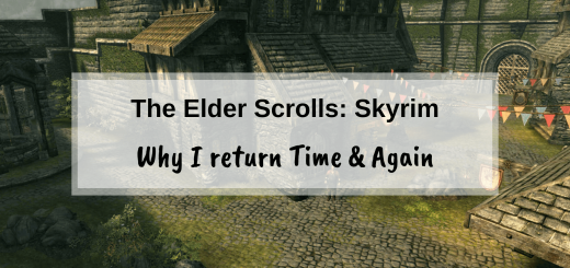 Why I return to Skyrim time and again
