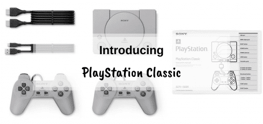 Introducing the Playstation Classic