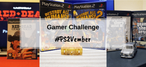 Gamer Challenge #PS2Vember