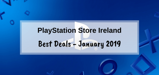 Best PlayStation Store Deals In Ireland – January 2019