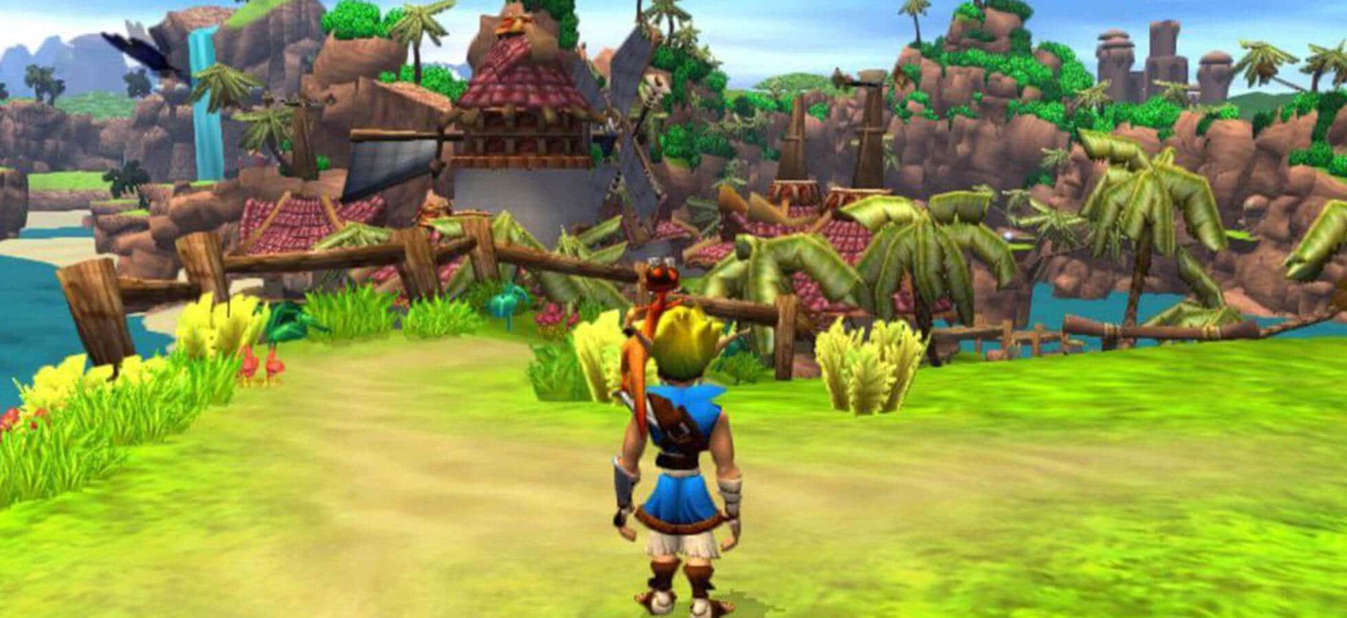 Jak & Daxter: The Precursor Legacy - PlayStation 3