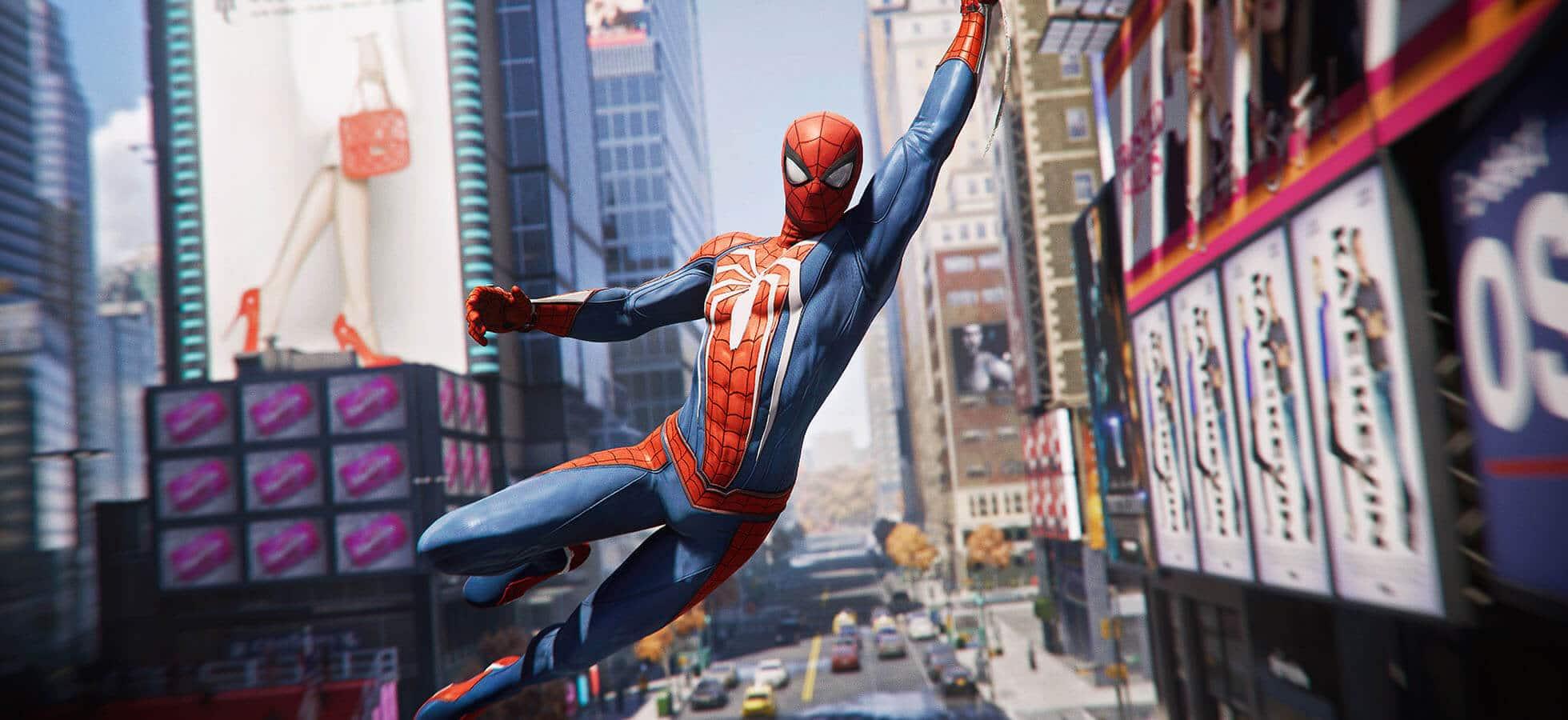 Marvel's Spiderman - PlayStation 4