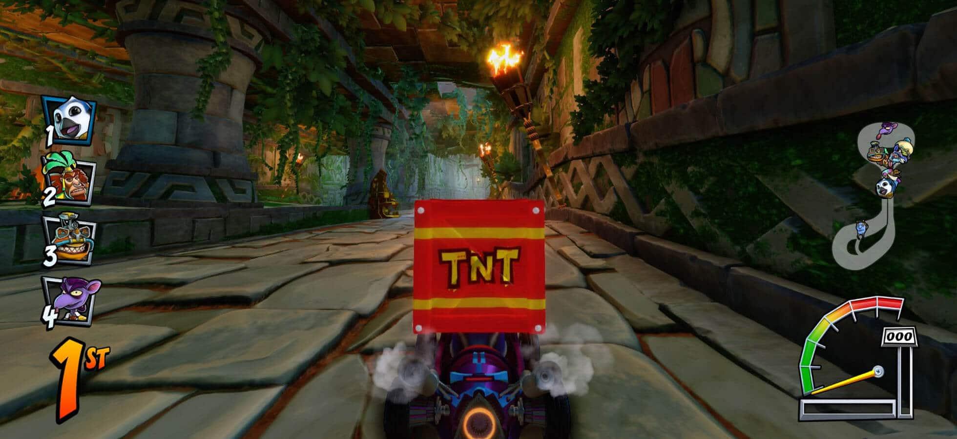 10 Hop to remove TNT crates