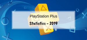 PlayStation Plus Statistics – 2019